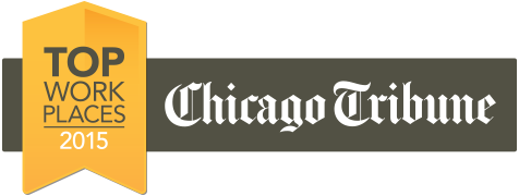 Chicago Tribune's Top Work Places